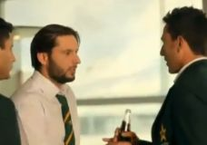 Shahid Afridi In Pepsi World Cup Ad Pakistan 2011